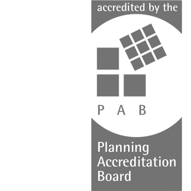 Accredited by the Planning Accreditation Board (PAB)