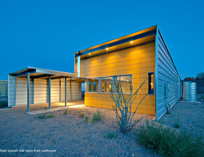 Drachman Design-Build Coalition Residence 3