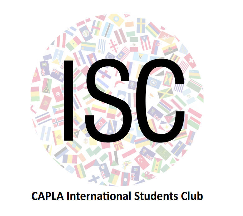 CAPLA International Student Club logo