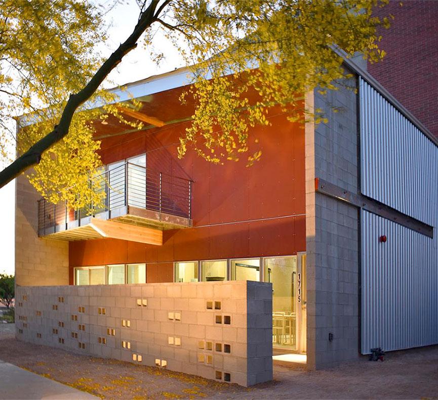 Design/Build Stadium Rowhouse #1