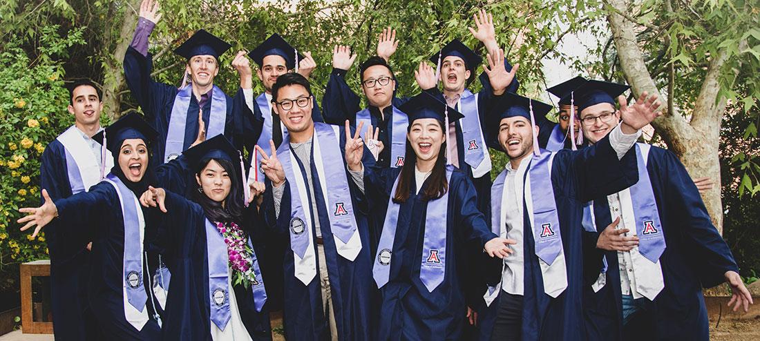 CAPLA graduating students