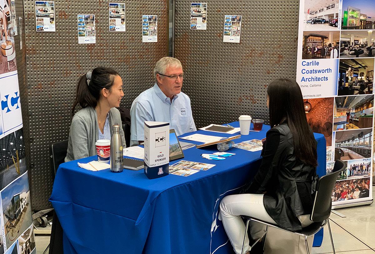 CAPLA Job Interview Fair