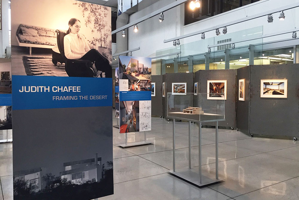 Judith Chafee Exhibition: Framing the Desert
