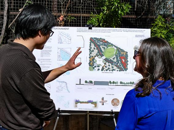 School of Landscape Architecture and Planning faculty