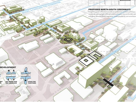 School of Landscape Architecture and Planning student awards