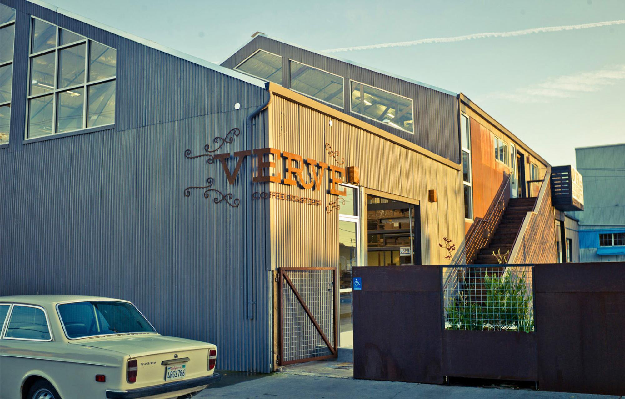 Verve Coffee Roasters, by Fuse Architects + Builders