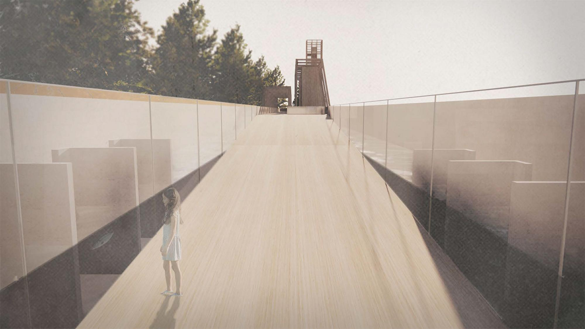 Duwamish People's Memorial and Gallery by Jenny Nguyen