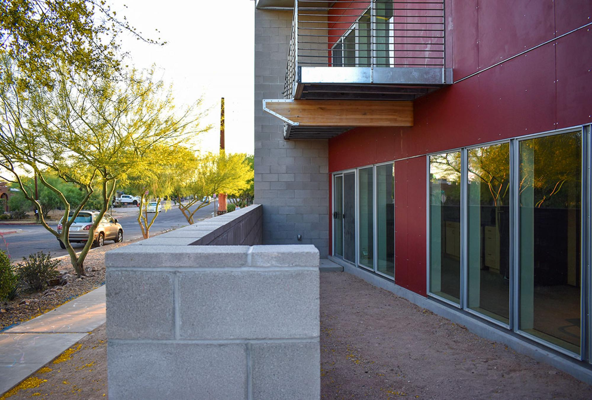 South Stadium Rowhouse 1