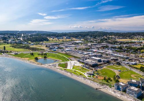 Oak Harbor Clean Water Facility + Windjammer Waterfront Park
