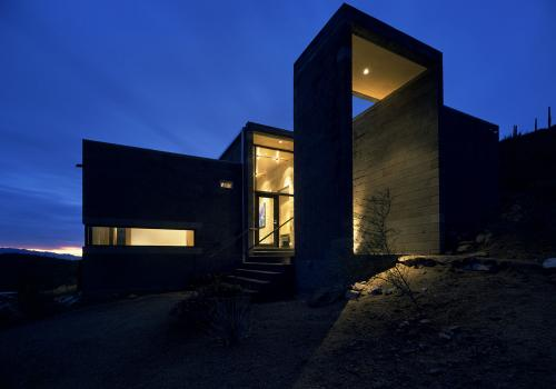 The Garcia Home, by Ibarra Rosano Design Architects
