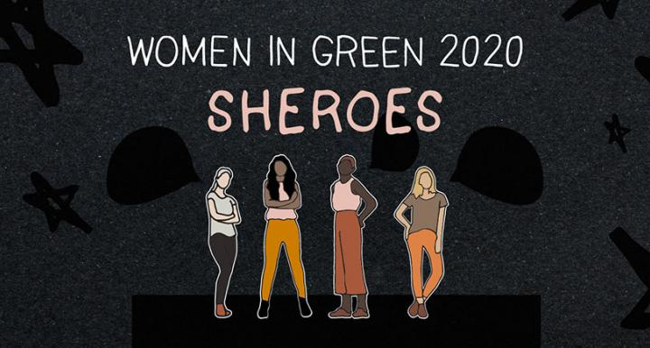 Women in Green 2020 Sheroes