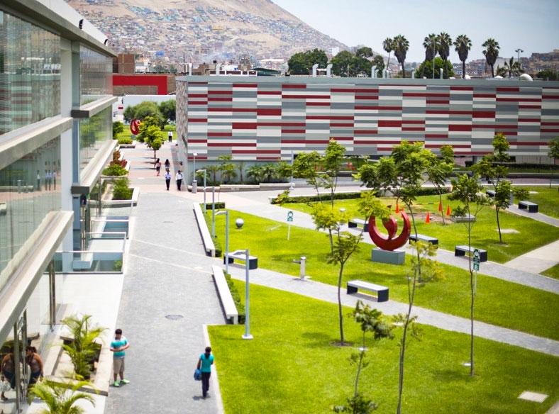 UPC Villa Campus in Lima, Peru